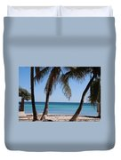 Open Beach View Duvet Cover