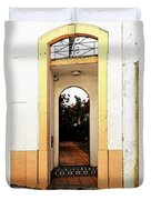 Open Doorway Duvet Cover