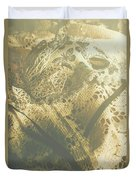 Operatic Art Duvet Cover