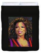 Oprah Duvet Cover