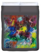 Opt.68.15 Dreaming With Music Duvet Cover