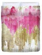 Opulence Rose Duvet Cover