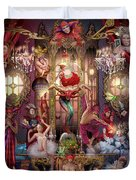 Oracle Of Visions Party  Duvet Cover