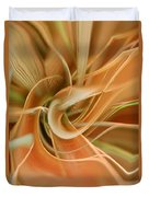 Orange Delight Duvet Cover