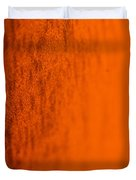 Orange Gradient Duvet Cover
