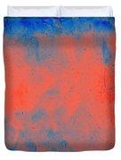Orange Obsession Duvet Cover