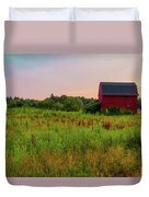 Orchard Evening Duvet Cover
