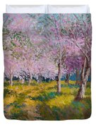 Orchard Light Duvet Cover