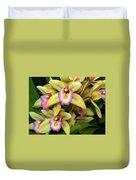 Orchid 7 Duvet Cover