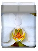 Orchid Fire Duvet Cover