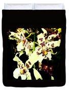 Orchid Fresco Duvet Cover