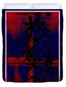 Orchid Impression Duvet Cover