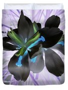 Orchid Inverted Duvet Cover