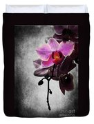 orchid IV Duvet Cover