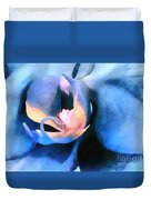 Orchid Lullaby Duvet Cover