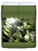 Orchid Lumin Duvet Cover