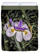 Orchid Magic Duvet Cover