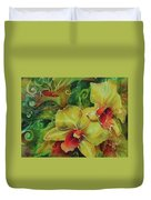 Orchid Series 11 Duvet Cover