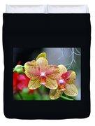 Orchids 35 Duvet Cover