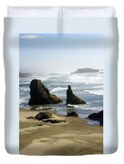 Oregon Coast 19 Duvet Cover