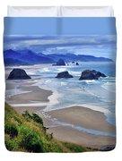 Oregon Coast Duvet Cover