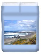 Oregon Coast Duvet Cover