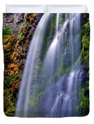 Oregon Falls Duvet Cover