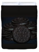 Oreo Cookies Duvet Cover