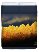 Organ Mountains Land Of Enchantment 1 Duvet Cover