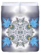 Organic Fractal Duvet Cover