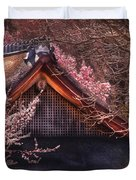 Orient - Shofuso House Duvet Cover