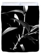 Oriental Lily Two Duvet Cover