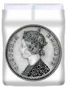 Original Silver Victoria Empress Duvet Cover