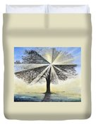 original Tree Light Duvet Cover