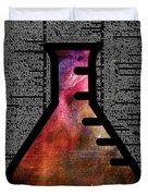 Orion Alchemy Vial Duvet Cover