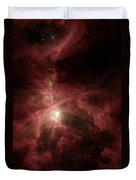 Orions Inner Beauty Duvet Cover by Stocktrek Images