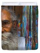 Orizaba Painter Duvet Cover