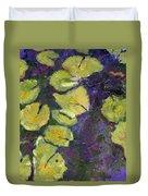 Orlando Lilies Duvet Cover