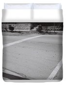 Ormsby Ave. 7 Bw Duvet Cover