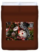 Ornament 239 Duvet Cover