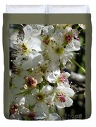 Ornamental Pear Duvet Cover