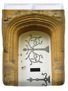 Ornate Door 1 Duvet Cover
