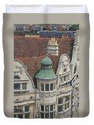 Ornately Oxford Duvet Cover