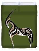 Oryx Duvet Cover