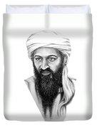Osama Bin Laden Duvet Cover