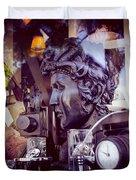 Oscura Medusa Duvet Cover