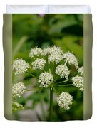 Osha Flowers 1 Duvet Cover