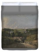 Osmington Village Duvet Cover