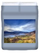 Osoyoos Lake Duvet Cover