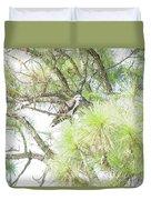 Osprey Applesauce Duvet Cover